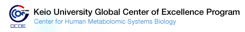 Keio University Global Center of Excellence Program - Center for Human Metabolomic Systems Biology